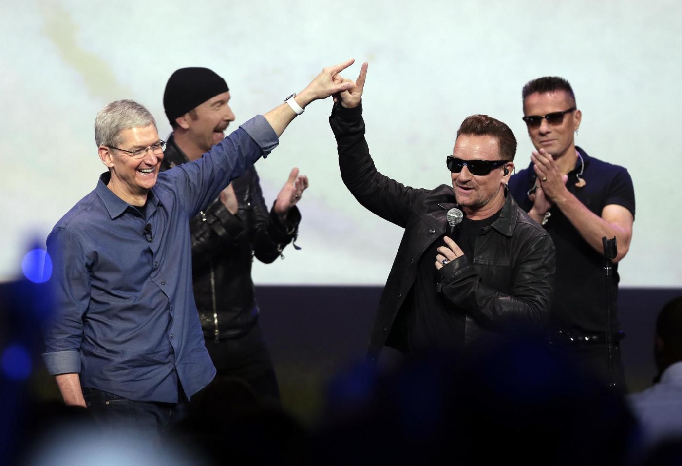 Apple, presentazione del nuovo iPhone 6 e iPhone 6 plus