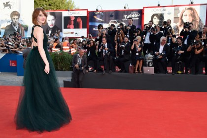 Emma Stone, protagonista di Birdman (Foto: ascal Le Segretain/Getty Images)