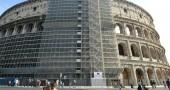 colosseo pompei italia