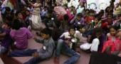 Nuova Delhi, flash mob alla vigilia del summit sulla fame nel mondo