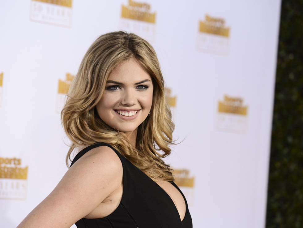 Kate Upton (Getty Images)