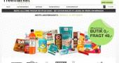 Screenshot del sito di Freemarket