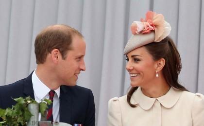 Kate Middleton e il principe William (Foto: Chris Jackson/Getty Images)
