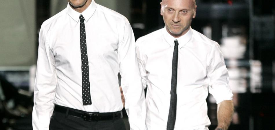 La lettera di Stefano Gabbana al suo «amore», Domenico Dolce