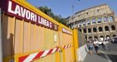 6) Perché Roma pullula di metro, a cosa serve il prolungamento della linea B da Magliana a Tor di Valle (LaPresse)