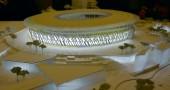 Presentazione del nuovo stadio della AS Roma