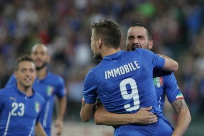 Italia vs. Olanda - Amichevole FIFA per Nazionali 2014