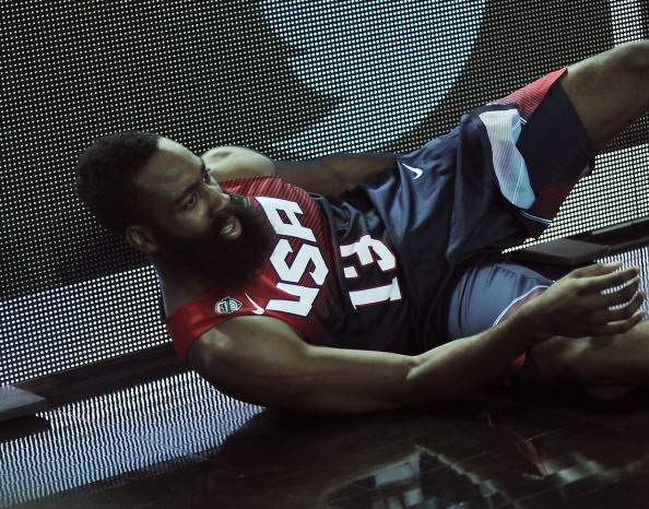 James Harden, ANDER GILLENEA/AFP/Getty Images