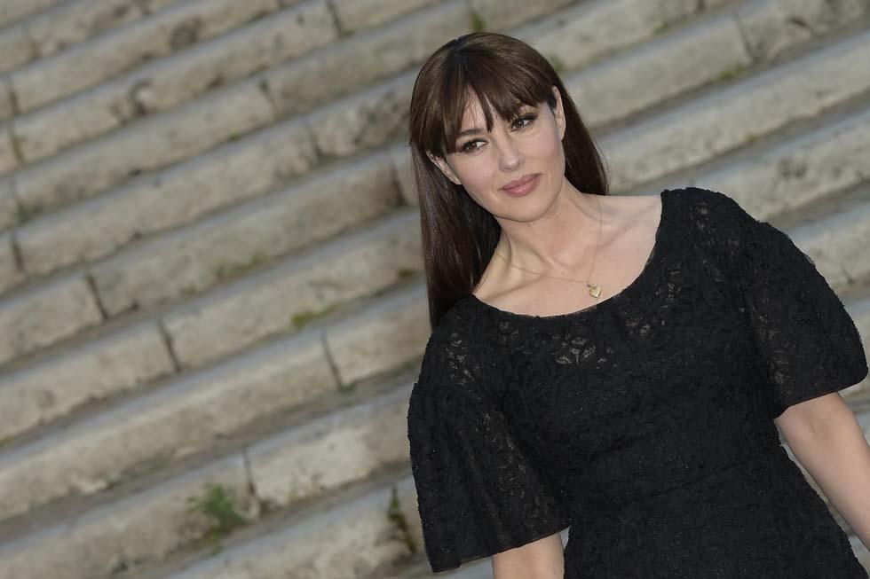 I 50 anni di Monica Bellucci