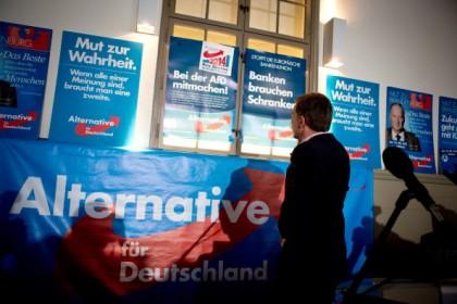 I no euro, l'alternativa ad Angela Merkel