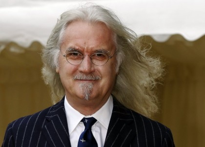 Nella foto: Billy Connolly (LUKE MACGREGOR/AFP/Getty Images)