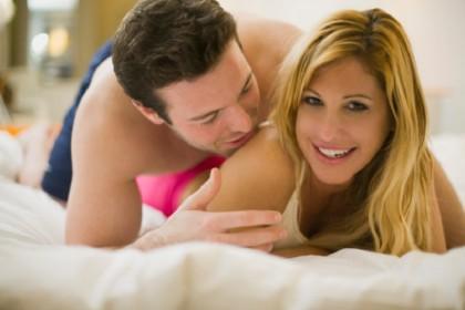 4. Donne, sappiate che non tutti i rapporti devono per forza concludersi con il nostro orgasmo. (Foto: Thinkstock)