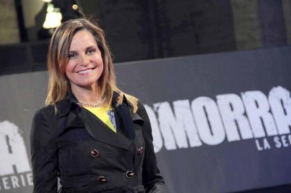 Simona Ventura, 49 anni - Foto: Claudio Bernardi/LaPresse