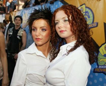 Lena Katina e Yulia Volkova nel 2003 - Foto: Kevin Winter/Getty Images