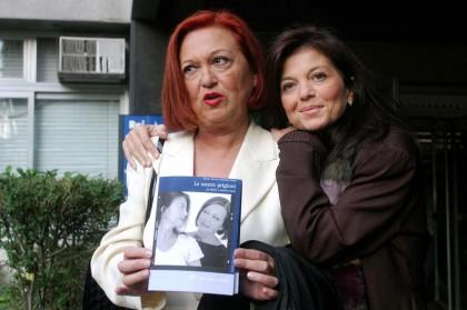 Wanna Marchi e la figlia, Stefania Nobile (Foto: Marco Melini/LaPresse)