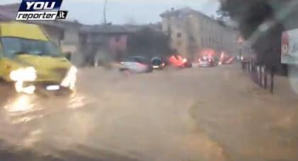 Alluvione Novi Ligure