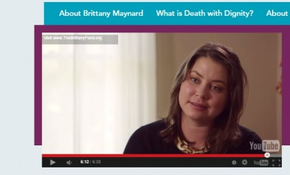 Brittany Maynard eutanasia 2
