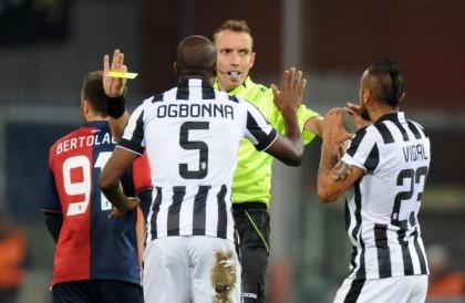 Genoa Juventus 3