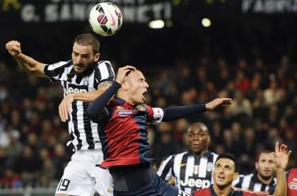 Genoa Juventus 5