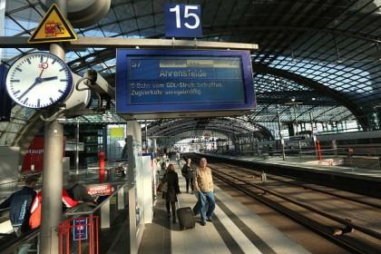 Train Drivers Launch Nationwide Rail Strike