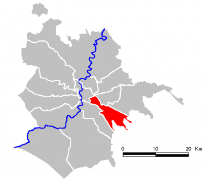 Municipio Roma 7