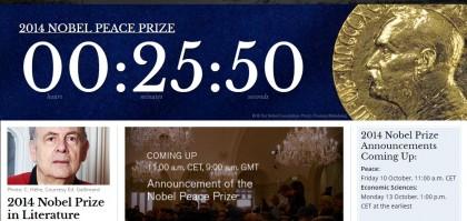 Nobel Pace 2014 3