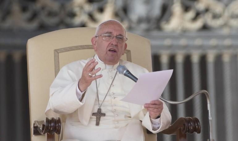 Nobel Pace 2014 Papa Francesco