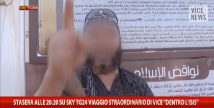 Reportage vice isis 1
