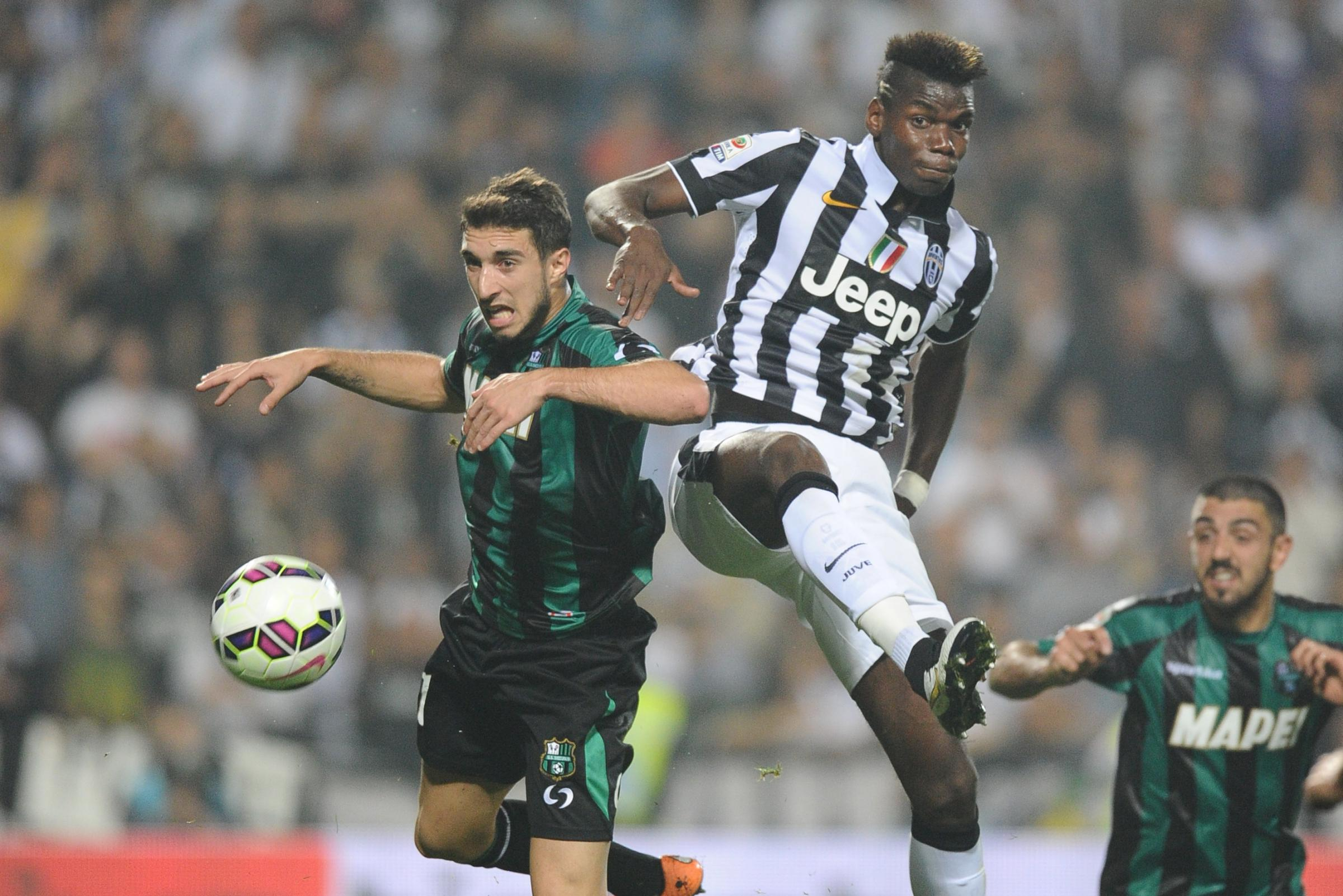 Sassuolo–Juventus: SASSUOLO-JUVENTUS (RISULTATO 1-1), La Diretta