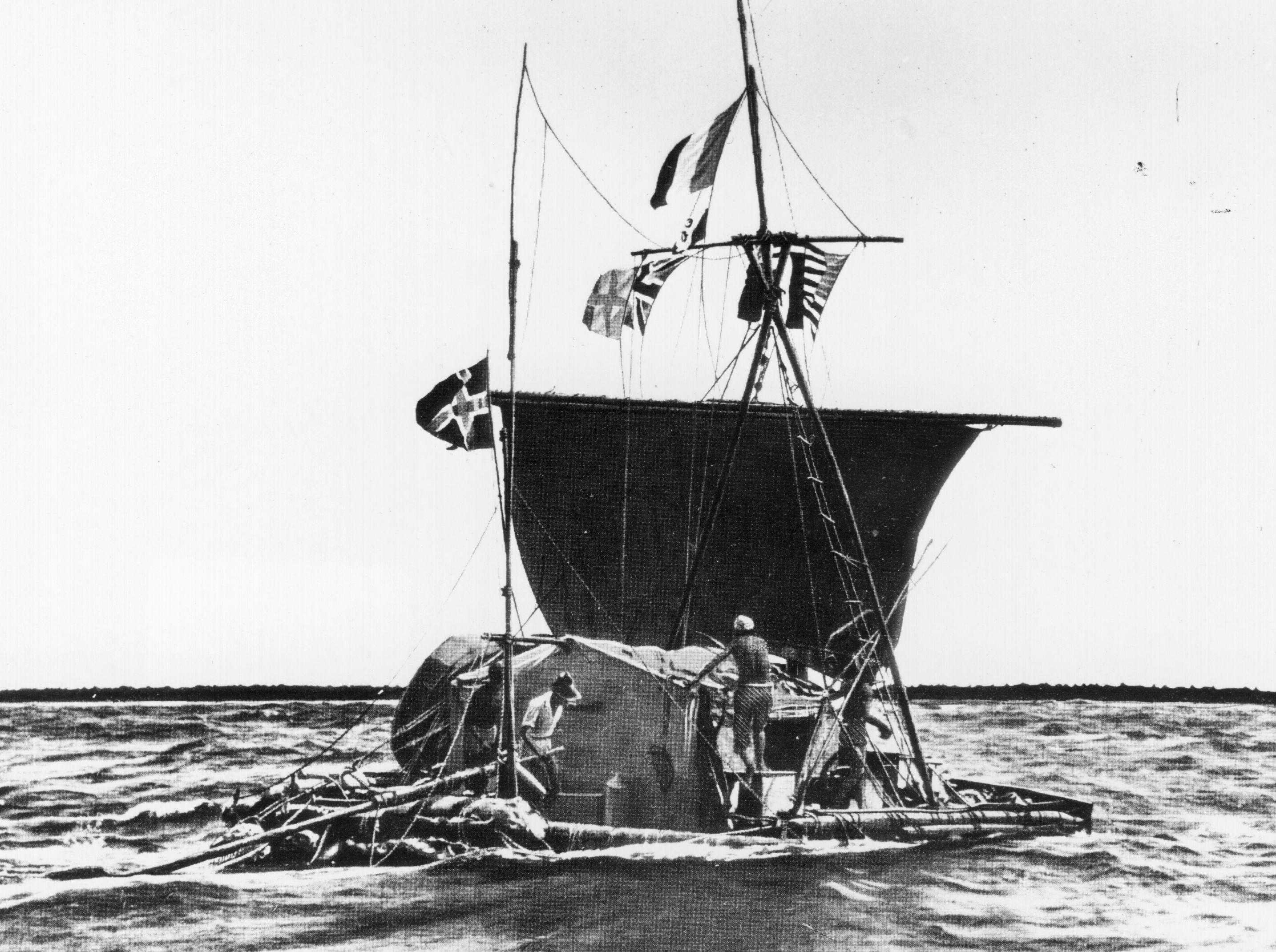 Heyerdahl Craft