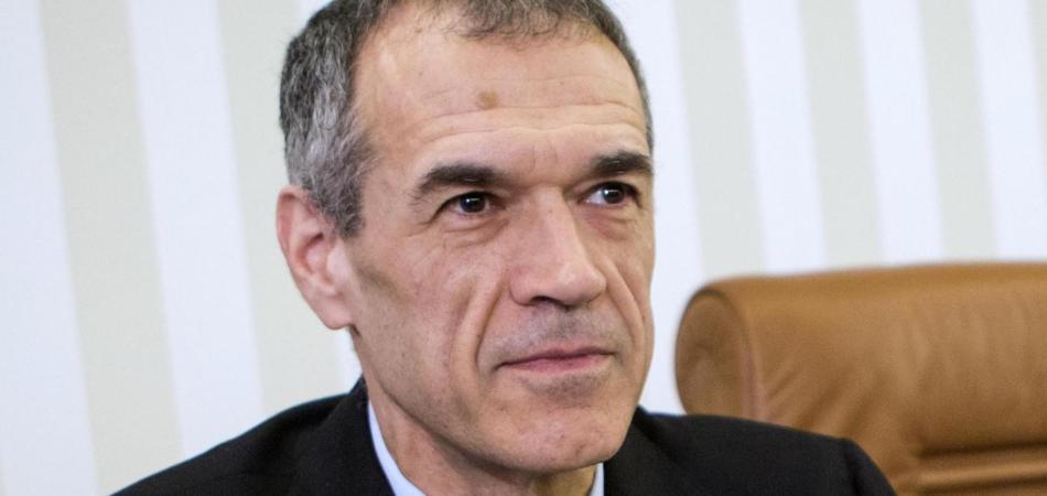 Carlo Cottarelli: «anche le Regioni devono fare la loro parte»
