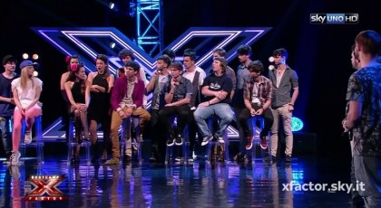 Phptocredit: YouTube/X Factor Italia