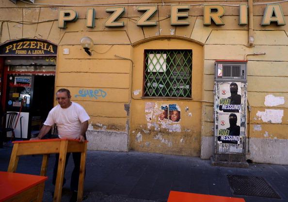 Le chiese italiane trasformate in pizzerie