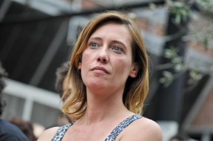 Ilaria Cucchi, sorella di Stefano. Foto LaPresse