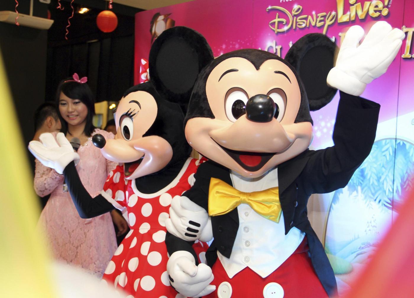 Disney boccia i cartoni animati italiani giornalettismo