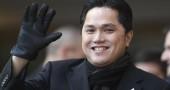 Erick Thohir: «Rispetto la decisione di Moratti»