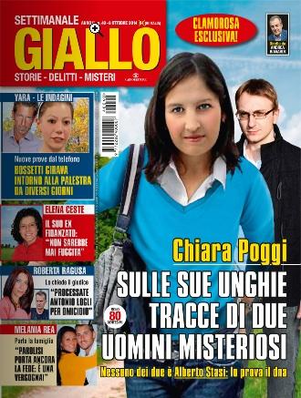 Screenshot via Cairo Editore/Giallo
