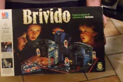 BRIVIDO - Più o meno lo stesso principio del Gioco dell'Oca. Ma Moooolto più figo. (YouTube/Canale di The80TOYS)