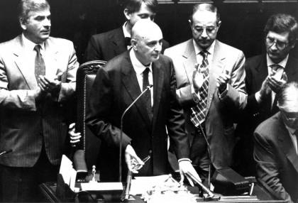 Retrospettiva su Giorgio Napolitano