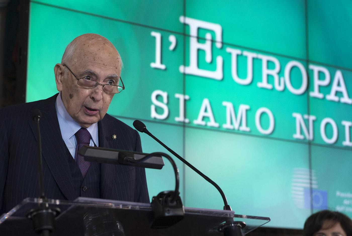 Stato-mafia: Il giorno dell'interrogatorio di Giorgio Napolitano