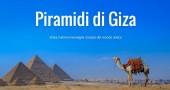 Alla scoperta delle Piramidi con Google Maps