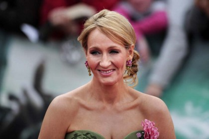 J. K. Rowling (Foto: CARL COURT/AFP/Getty Images)