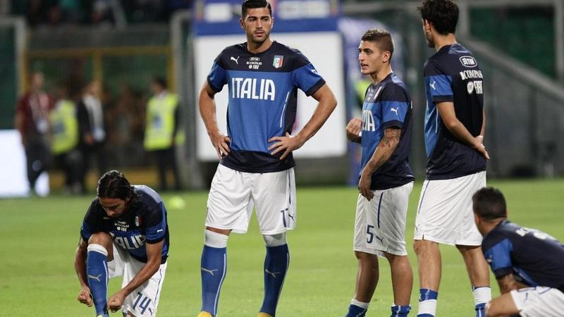 Italia, la nazionale debole coi deboli e forte coi forti