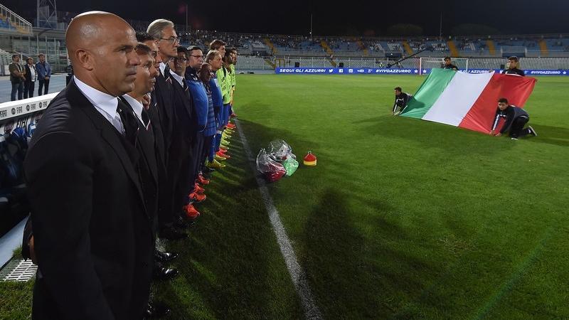 ITALIA-SLOVACCHIA: La diretta|Playoff Europeo Under 21