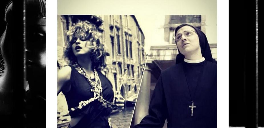 Madonna «lancia» Suor Cristina sui social