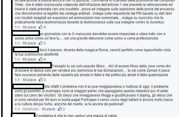 La guida di Marco Travaglio all'uso della sua pagina Facebook