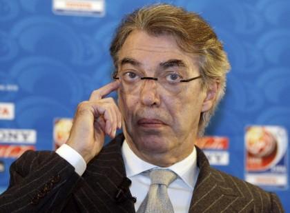 Inter, scontro tra Massimo Moratti e Walter Mazzarri