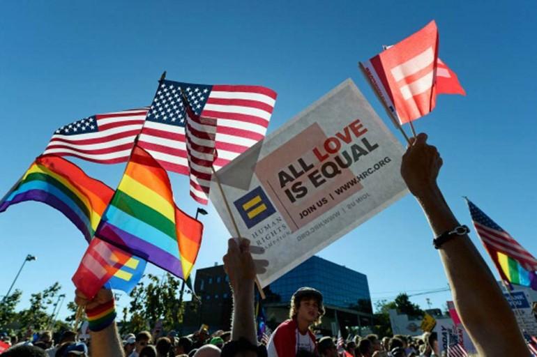 Stati Uniti: il matrimonio gay diventa legale in altri cinque stati