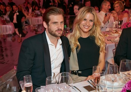 Michelle Hunziker e Tomaso Trussardi - Foto: Action Press/LaPresse
