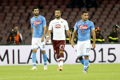 Napoli vs Torino - Serie A Tim 2014/2015
